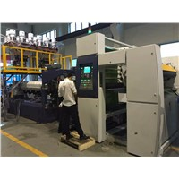 Tape Extrusion machine for Artificial Grass
