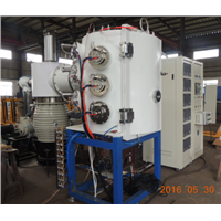 Car Parts PVD Coating Machine