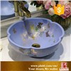 Round small table top toilet hand wash basins