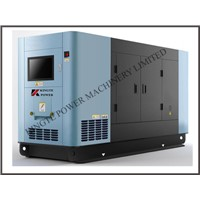 Silent soundproof diesel generators