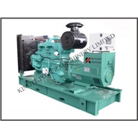 200kw diesel generator cummins engine