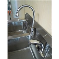 Stainless Steel Basin Faucet for Hospitol
