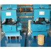 Steel Plate Edge Groove Rolling Scissors Processing Machine