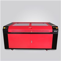 CNC CO2 Laser Engraving/Cutting Machine for Cloth/Textile 1800*1000mm/HQ1810