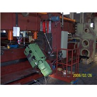 Steel Plate Groove Milling Machine for Weldiong Seam