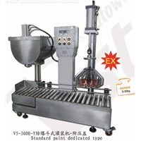 Paint Filling Machine Sealing Machine