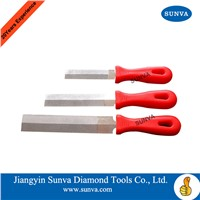 SUNVA-RF Diamond Rhombic Files/Diamond File /Diamond Tools