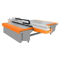 Digital color printer Digital flatbed printer