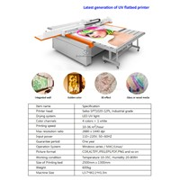 UV 2513 flatbed printer for Door