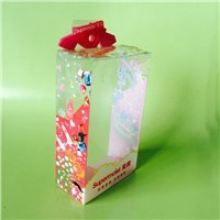 custom design clear box for face masks