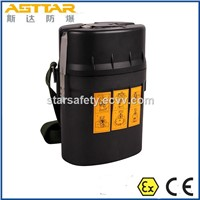 Isolated chemical oxygen mining self rescuer, K-S60 underground mine self-rescuer