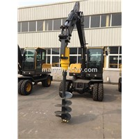 High Quality Excavator Loader Earth Drilling Machine