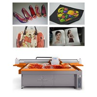 Inkjet printer Flatbed inkjet printer Digital inkjet printer