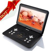 Big Size 15.4 Inch Portable DVD Player with USB
