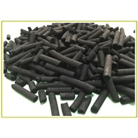 Ningxia Factory 2mm 4mm Extruded Columnar Activated carbon