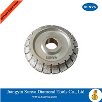 SUNVA-BT Brazed Tools/Brazed Diamond Wheels/Core Drills/Cutting Blades