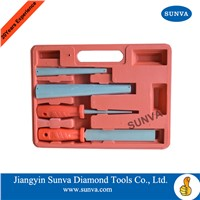 SUNVA-DSS Special Diamond Tools/Diamond Sharpeners Set