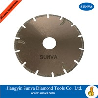 SUNVA-SY-5 Diamond Coated Saw Blades/cutting blades