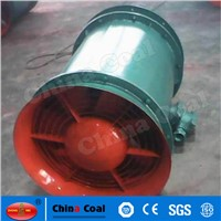 Flameproof Smoke Exhaust Ventilating Fan