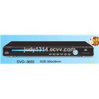 Full HD 5.1 Analog Media Player Home DVD Player