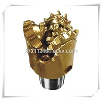 Milled(Steel) Tooth Bit,Steel Tooth Tricone Rock Bit Drilling,Roller Cone Drill Bit