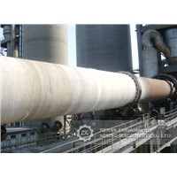 Wet & Dry Process Cement Rotary Kiln for Cement Plant