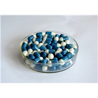 Empty Safety Capsules 00# Two-Piece Color Hard Gelatin