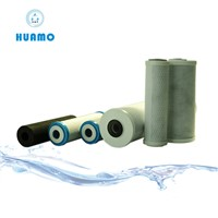 Activated Carbon Block /CTO Water Filter Cartridge for Household RO System