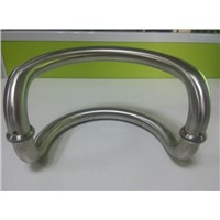 C Shape Pull Handle for Glass Door