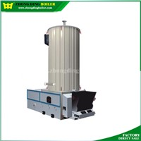 YLL coal biomass fired oil boiler thermal oil 6ton, terma oil boiler