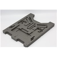 CNC Turning Parts and CNC Machining Parts for Semiconductor Processing and Inspection Equipment