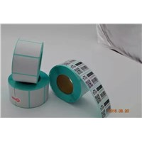 High Quality Water Proof Barcode Label