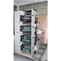 FLEXO LABEL PRINTING MACHINE 4 COLORS