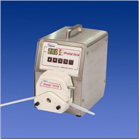 vairable speed peristaltic pump with DG/YZ series pump head