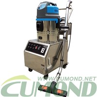 Mobile Steam Car Washer Machine with Vacuum Cleaner, CW-ES04V
