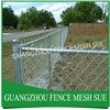 Hot galvanized chain link fence for africa airport prices