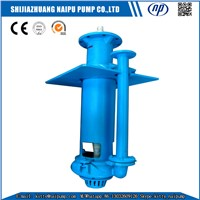 100RV-SP Vertical Sump Slurry Pump