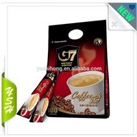 Custom Aluminum Printing Plastic Roll Film/ Instant Coffee Packaging Roll Film Laminated Pouch Film