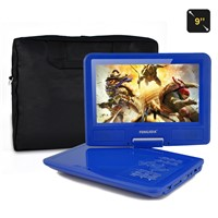 FJD 960B Portable DVD Player with AV Input