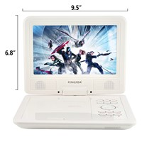 Hot Selling New Design LED Portable DVD Player