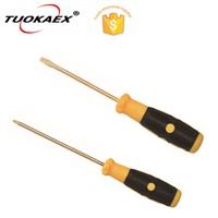 Non Sparking Slotted Screwdriver