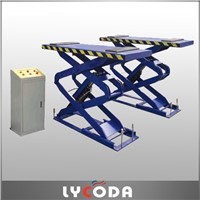 Hydraulic scissor Car lift table for car