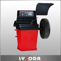 Tyre balancer machine for car and vehicle