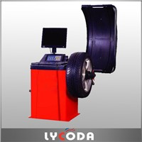 LCD wheel balancing machine tire balancer machine