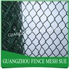 School plastic coated chain link fence price per roll