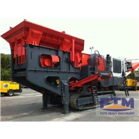 Tracked Jaw Crusher 60-520TPH Price