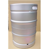 New European Standard Standard Steel Beer Keg For Brewery / Pub