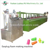 PU Ear Plug Making Machine, Automatic PU Injection Earplug Machine