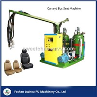 Car Seat Molded Machine, Bus Seat Foaming Production Line