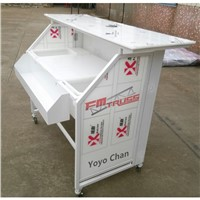 Portable Folding Bar, Folding Protable Bar Counter, Home Bar Table.